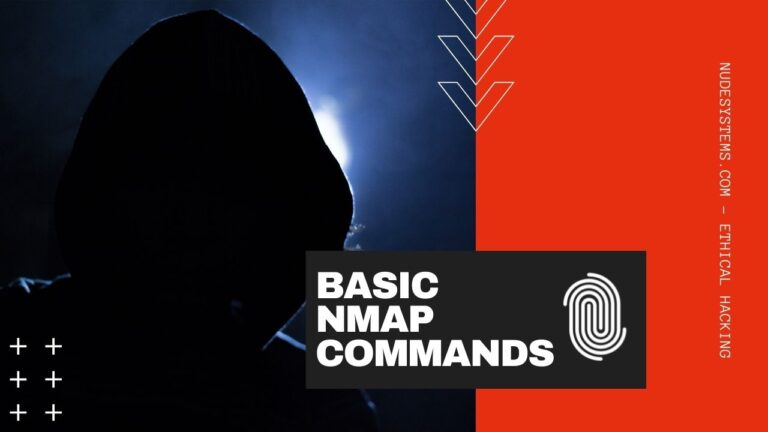 10 Basic NMAP Commands And How To Use Them. Source: nudesystems.com