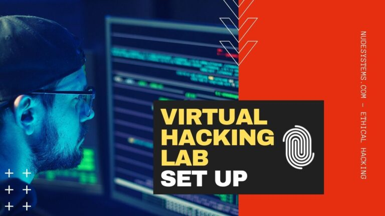 HOW TO SET UP A VIRTUAL HACKING LAB IN VIRTUALBOX [2021]. Source: nudesystems.com