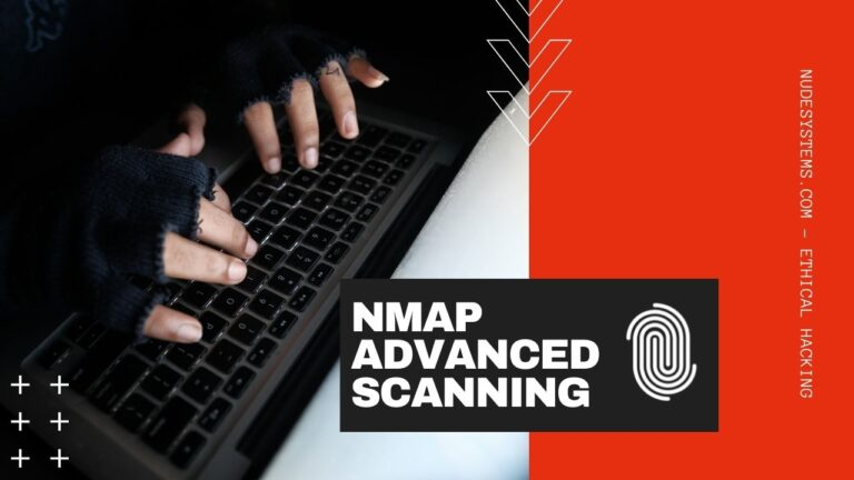 11 MOST USED NMAP COMMANDS FOR ADVANCED SCANNING. Source: nudesystems,com