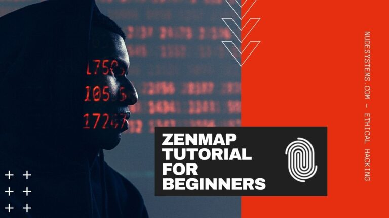 How to use Zenmap to scan a network [2021]. Source: nudesystems.com